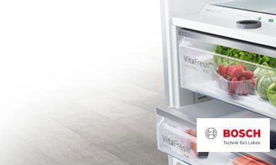 Bosch Kühlschrank Vitafresh : Bosch: vitafresh pro frischesystem ihr küchenfachhändler aus